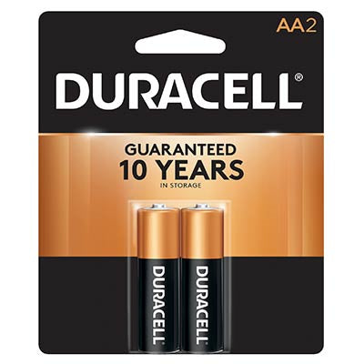 Wholesale Duracell Coppertop AA2 Batteries Chicago