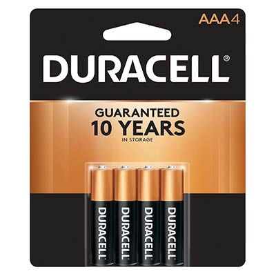 Wholesale Coppertop AAA4 Batteries USA