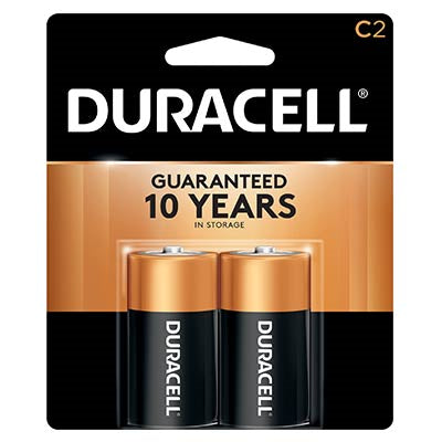 Wholesale Duracell Coppertop C2 Batteries