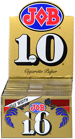 JOB | 1.0 CIGARETTE PAPER  - 24PC