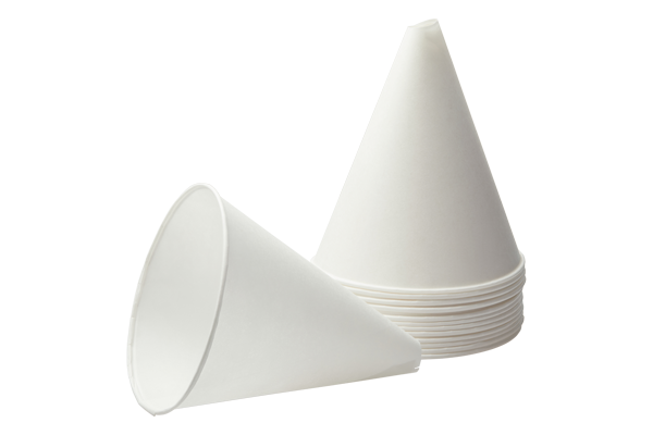 KONIE | PAPER FUNNEL CUPS 125CT