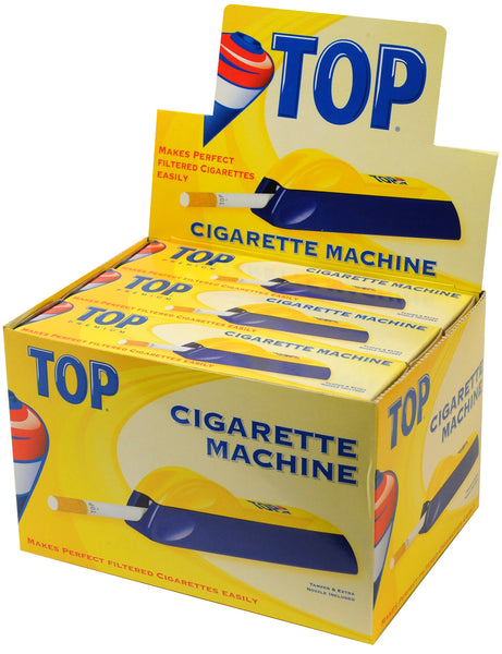 TOP | CIGARETTE MACHINE INJECTOR KING SIZE - 6CT