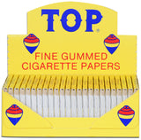 TOP | CIGARETTE PAPER 100 LEAVES  - 24PC