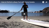 How to Perform a Buoy Turn with Kenny Kaneko