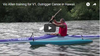 Vic Allen training for V1. Outrigger Canoe in Hawaii