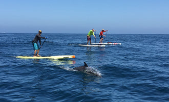 Stand Up Paddleboarding for a Cause