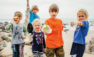 Engaging Pre-School Children in the Environment