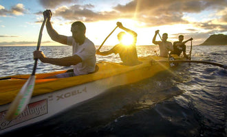 Kona, the World's Biggest Outrigger Race is Here