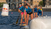 Shae Foudy made her mark at the APP London SUP Open this weekend, winning both the Distance and Sprint Divisions. Photo: Pierrelesueur.com/TotalSUP.com