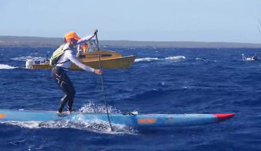 Records Shattered at Molokai to Oahu Paddleboard Championships