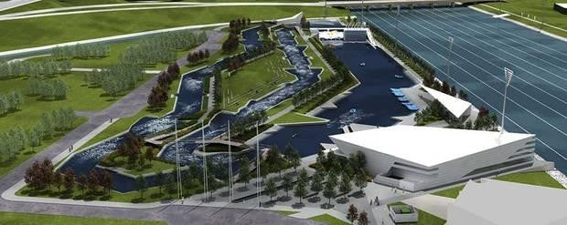 $45 Million Oklahoma Whitewater Center to Open May 7