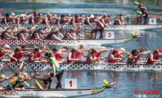 Ten Things Successful Dragon Boat Paddlers Do