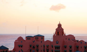 Hawaii's Legendary Pink Hotel