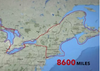 Kayaker to Paddle an 8,600-mile Great Lakes Odyssey
