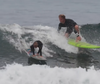 Father Son Surf Session