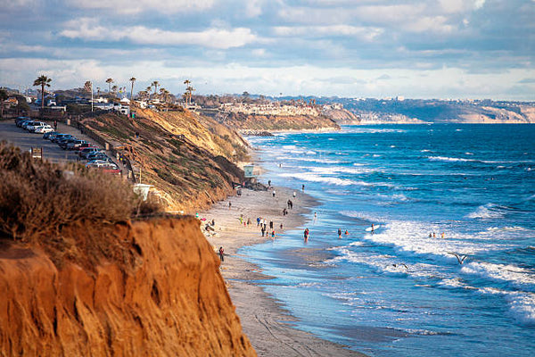 Encinitas is a Surf Destination
