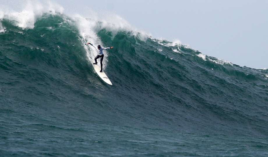 Mavericks Surf Event May Be Cancelled