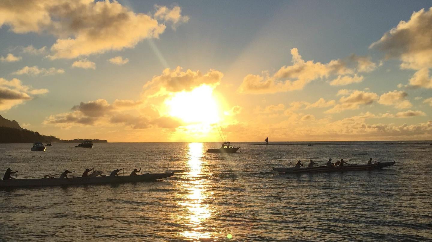 The Passion of Outrigger