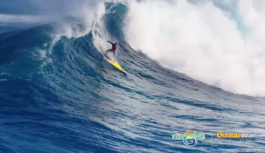 SUP or Prone in Big Waves?