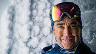 We Rode Chest-Deep Powder with Gerry Lopez and Learned the Key to Living a Better Life