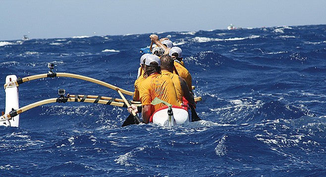 Outrigger Canoes for Newbies