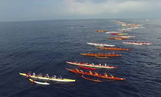 The World's Largest Long Distance Canoe Race
