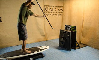 How to Train for SUP Indoors