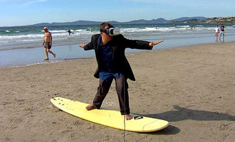Technology and Surf