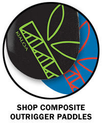Shop Composite Outrigger Paddles
