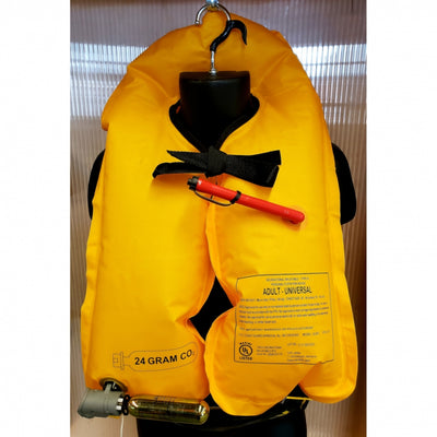 Inflatable PFD SUP Safety Belt Life Jacket