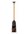 Zen Carbon Dragon Boat Paddle Hi-Vis Orange