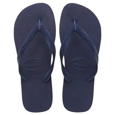 Havaianas Apparel Women's 6 / Navy Blue Top Sandal Navy Blue