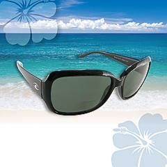 Hawaiian Lenses Cabana Polarized Bifocal Reader Sunglasses