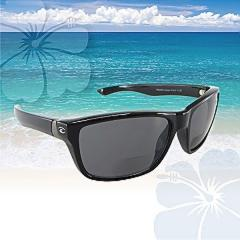 Hawaiian Lenses Five-O Bifocal Reader Sunglasses