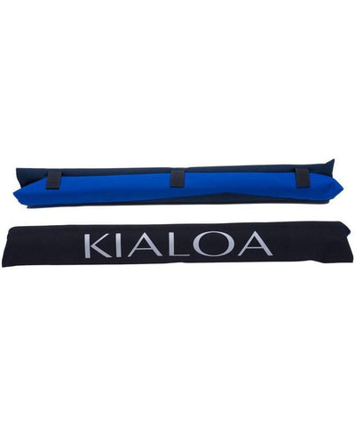 Kialoa Accessories Royal/Black Round Bar Pads