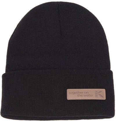 Kialoa APPAREL Black Hau Knit Hat