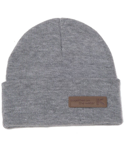 Kialoa APPAREL Grey Hau Knit Hat