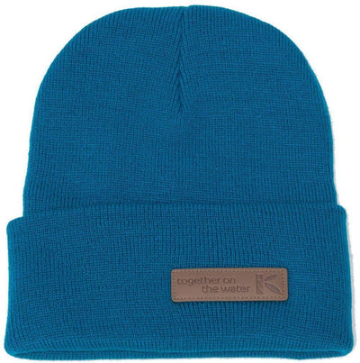 Kialoa APPAREL Jewel Blue Hau Knit Hat