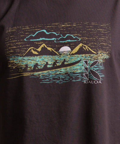 Kialoa Apparel Men's Mokulua Tee
