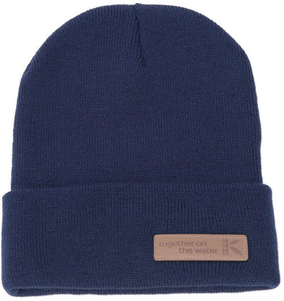 Kialoa APPAREL Navy Hau Knit Hat