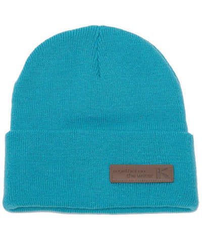 Kialoa APPAREL Oasis Blue Hau Knit Hat