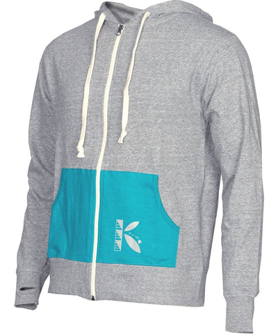 Kialoa Apparel Small / Grey Pau Hana Hoodie
