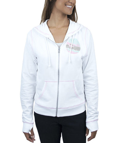 Kialoa Apparel Small / White Women's Pukana Hoodie