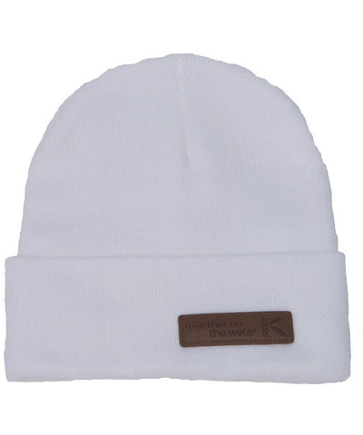 Kialoa APPAREL White Hau Knit Hat