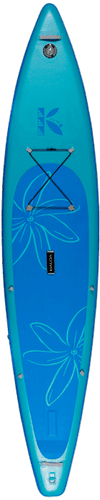 Kialoa Boards Blue Tiare / Just the Board Napali II Inflatable Stand Up Paddle Board