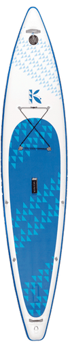 Kialoa Boards White Tapa / Just the Board Napali II Fusion Inflatable Stand Up Paddle Board