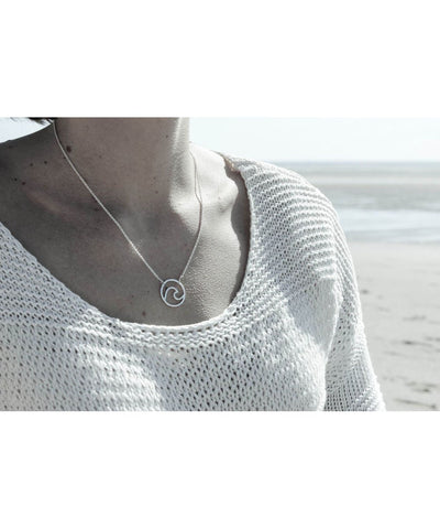 Ocean Love Designs Necklace Wave Necklace