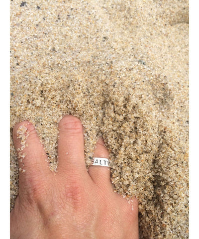 Ocean Love Designs Rings SALTY Ring