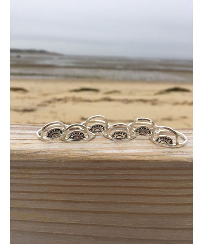 Ocean Love Designs Sunrise Ring