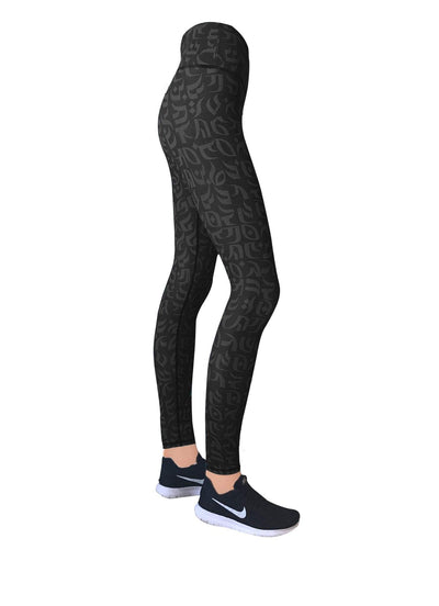OKIINO 2 / Midnight Midnight Cultura Leggings LIMITED EDITION